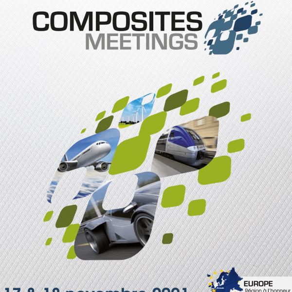 COMPOSITES MEETINGS ILLUSTRATION